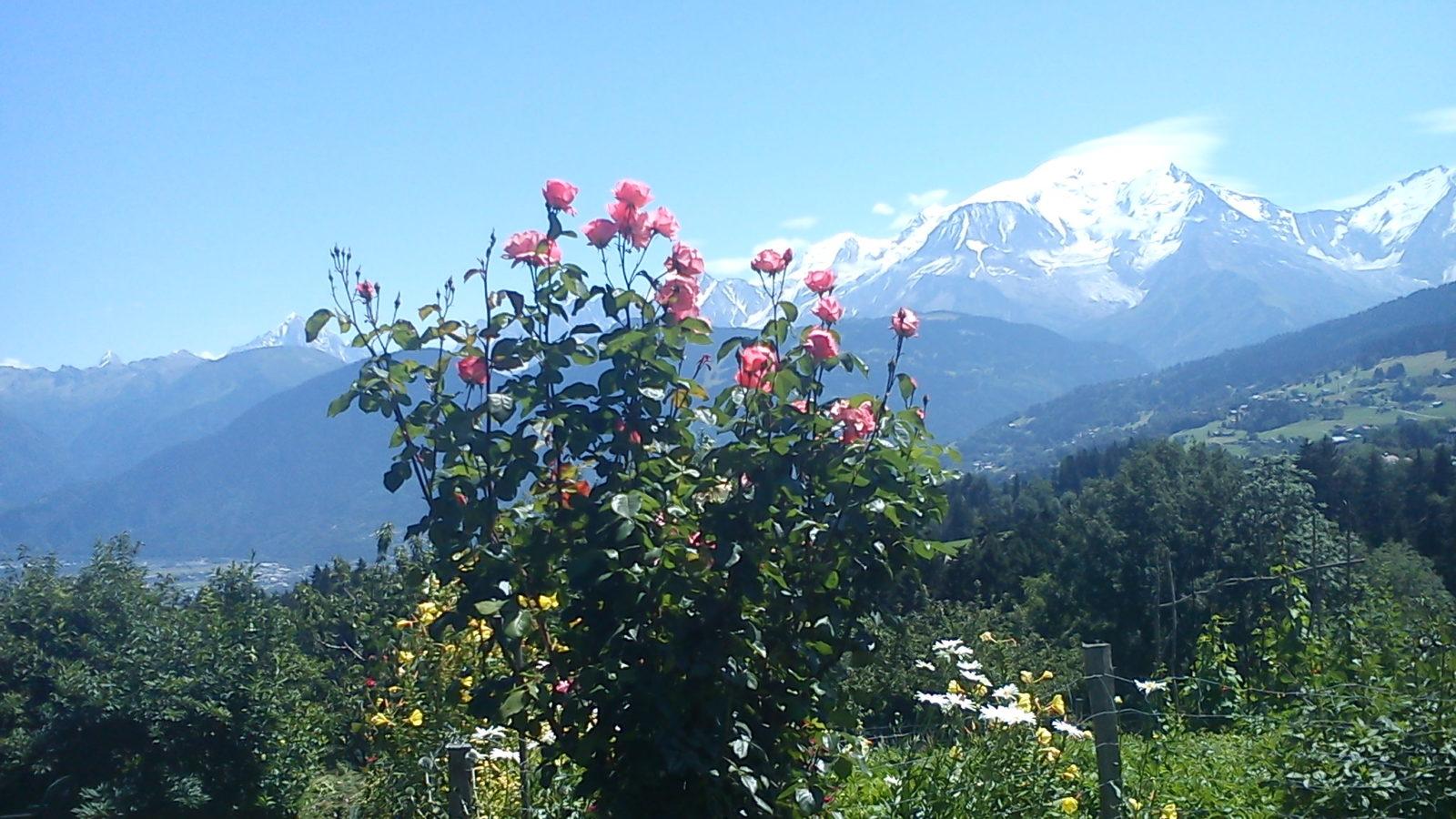 Le Miroir du Mont-Blanc