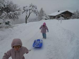Winter Magic à Combloux