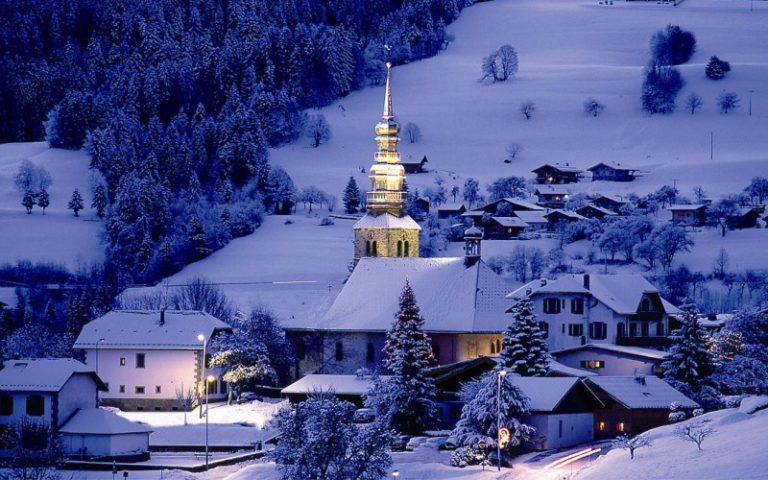 Combloux : La Perle du Mont-Blanc